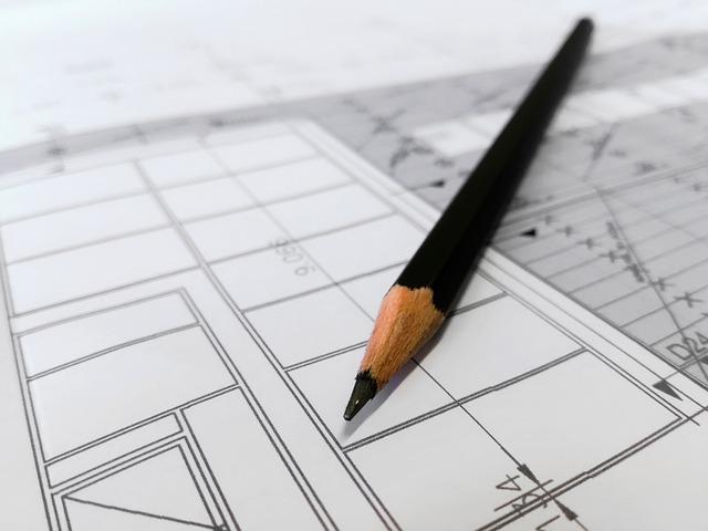 Planung ,zeichnungen
