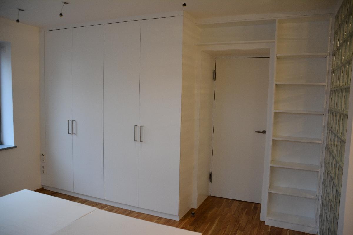 Schlafzimmer modern weiß - Tischlerei Haubold - Handwerksbetrieb Dresden